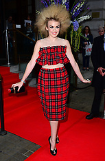 SEP 01 2014 Scottish Fashion Awards