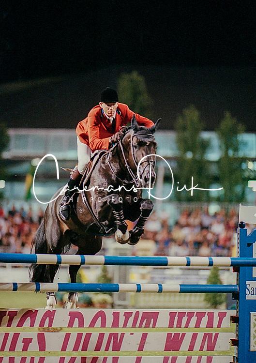 Mandli Beat, SUI, Poorboy<br /> San Patrignano 1998<br /> © Hippo Foto - Dirk Caremans<br /> 20/01/2020