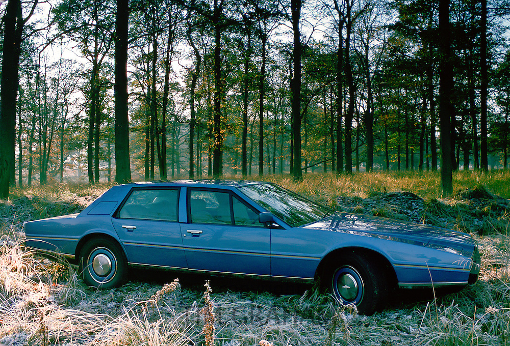 Aston Martin Lagonda car, Unted Kingdom