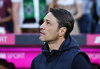 Fussball  1. Bundesliga  Saison 2018/2019  7. Spieltag  FC Bayern Muenchen - Borussia Moenchengladbach      06.10.2018 Enttaeuschung FC Bayern Muenchen; Trainer Niko Kovac  ----DFL regulations prohibit any use of photographs as image sequences and/or quasi-video.----