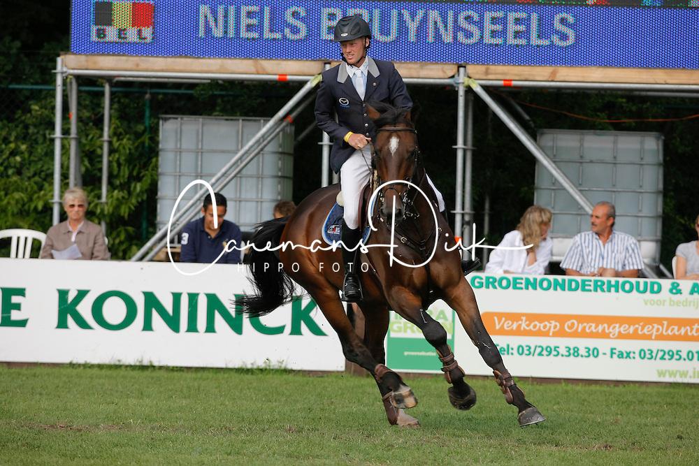 Bruynseels Niels (BEL) - Carpalo<br /> Belgisch Kampioenschap Kapellen 2009<br /> Photo &copy; Dirk Caremans