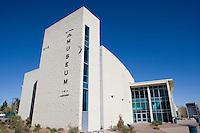 El Paso Museum of History in downtown, El Paso, Texas.