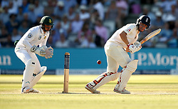 Gary Ballance of England clips a shot off his legs - Mandatory by-line: Robbie Stephenson/JMP - 08/07/2017 - CRICKET - Lords - London, United Kingdom - England v South Africa - Investec Test Series