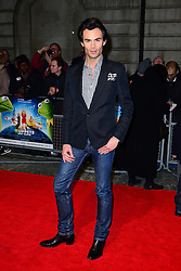Mark Francis Vandelli attends Muppets Most Wanted VIP film screening of sequel to last year's comedy, which sees the return of the Muppets as they embark on a global tour, getting caught up in an international crime caper at Curzon Mayfair, London, United Kingdom. Monday, 24th March 2014. Picture by Nils Jorgensen / i-Images