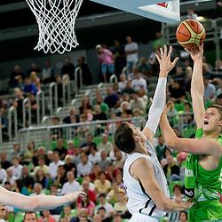 20120721: SLO, Basketball - U20 European Championship, Slovenia vs Germany