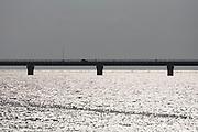 Miyako-jima. Kurima Bridge.