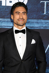 Joe Naufahu at the Game of Thrones Season 6 Premiere Screening at the TCL Chinese Theater IMAX on April 10, 2016 in Los Angeles, CA. EXPA Pictures © 2016, PhotoCredit: EXPA/ Photoshot/ Kerry Wayne<br /> <br /> *****ATTENTION - for AUT, SLO, CRO, SRB, BIH, MAZ, SUI only*****
