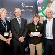 27.04.2016.          <br />  Kalin Foy and Ciara Coyle win SciFest@LIT<br /> Kalin Foy and Ciara Coyle from Colaiste Chiarain Croom to represent Limerick at Ireland's largest science competition.<br /> <br /> Glenstal Abbey School student, Joe Gilbride's project, Pneumatics and Hydraulics. Which has more potential energy, won Physical Sciences Junior First. Joe Gilbride is pictured with George Porter, SciFest and Brian Aherne, Intel<br /> <br /> Of the over 110 projects exhibited at SciFest@LIT 2016, the top prize on the day went to Kalin Foy and Ciara Coyle from Colaiste Chiarain Croom for their project, 'To design and manufacture wireless trailer lights'. The runner-up prize went to a team from John the Baptist Community School, Hospital with their project on 'Educating the Youth of Ireland about Farm Safety'. Picture: Alan Place