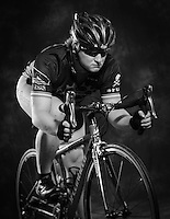 Studio Photography of Eric Sanders, cycling portrait