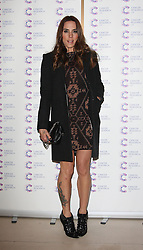 MEL C attends the James' Jog-on to Cancer charity fundraiser, Kensington Roof Gardens, April 3, 2013 in London, England. Photo by: i-Images..