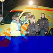 Brand Spui 39 Huizen, mobiele communicatie, gsm bij politie en cpa, ambulance