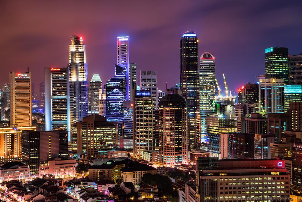 Singapore Cosmopolitan (color)