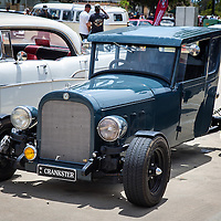Craig Clements built CRANKSTER for the 2014 Cranksters Victoria Nagambie run, the first real test drive was the run across the Nullabor.