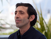Actor Marcello Fonte at the Dogman film photo call at the 71st Cannes Film Festival, Thursday 17th May 2018, Cannes, France. Photo credit: Doreen Kennedy