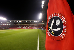 A general view of Bramall Lane, home of Sheffield United - Mandatory by-line: Robbie Stephenson/JMP - 12/01/2018 - FOOTBALL - Bramall Lane - Sheffield, England - Sheffield United v Sheffield Wednesday - Sky Bet Championship