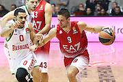 Kalnietis Mantas<br /> Milano vs BASKONIA VITORIA GASTEIZ<br /> BASKET Euroleague 2016-2017<br /> Milano 15/11/2016 <br /> FOTO CIAMILLO