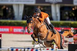 Van Der Vleuten Maikel, NED, Beauville Z<br /> Longines FEI Jumping Nations Cup™ Final<br /> Barcelona 20128<br /> © Hippo Foto - Dirk Caremans<br /> 05/10/2018