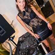 NLD/Amsterdam/20130905 - Lancering lingerielijn Pretty Wild, dj