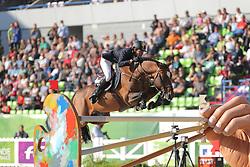 Rivetti, Cassio, Vivant<br /> Normandie - WEG 2014<br /> 2. Qualifikation<br /> © www.sportfotos-lafrentz.de/ Stefan Lafrentz
