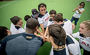 Tottenham Hotspur F.C held a children's coaching clinic on 23 May 2017 at Hong Kong Football club, HONG KONG.<br /> Photo by MozImages.