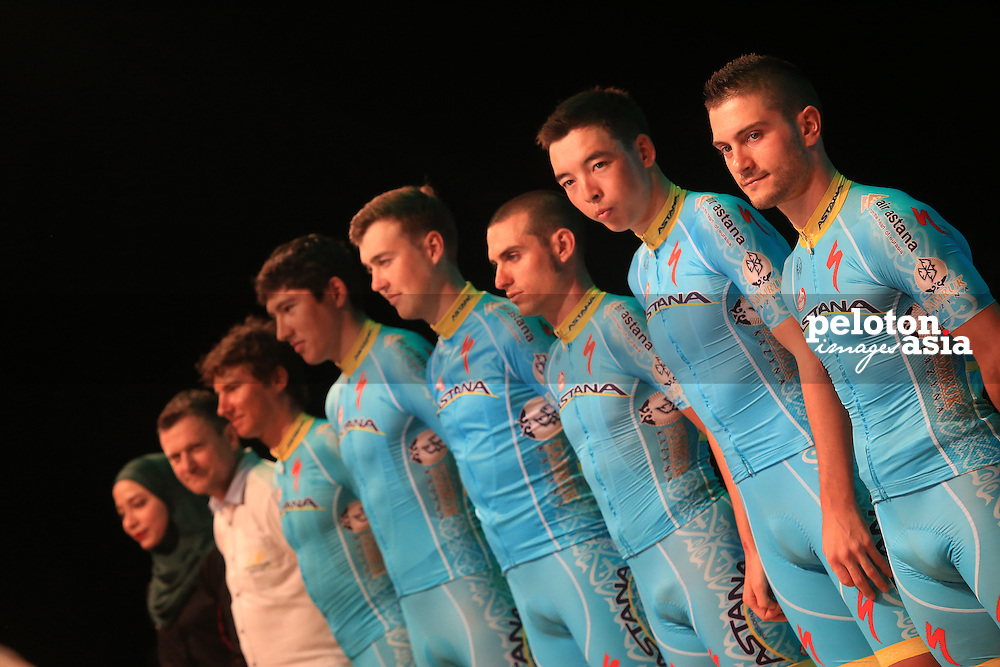 Le Tour De Langkawi 2015/Team Presentation/Astana