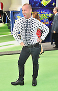 14.JUNE.2011. LONDON<br /> <br /> LOUIE SPENCE ATTENDING THE SHREK MUSICAL PRESS NIGHT AT THE THEATRE ROYAL IN LONDON<br /> <br /> BYLINE: EDBIMAGEARCHIVE.COM/JOE ALVAREZ<br /> <br /> *THIS IMAGE IS STRICTLY FOR UK NEWSPAPERS AND MAGAZINES ONLY*<br /> *FOR WORLD WIDE SALES AND WEB USE PLEASE CONTACT EDBIMAGEARCHIVE - 0208 954 5968*