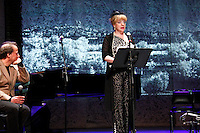 KT Sullivan perfomring at The Symphony Space 25th annual Wall 2 Wall Marathon - Gertrude's Paris Festival on May 5, 2012...Photo Credit; Rahav 'Iggy' Segev