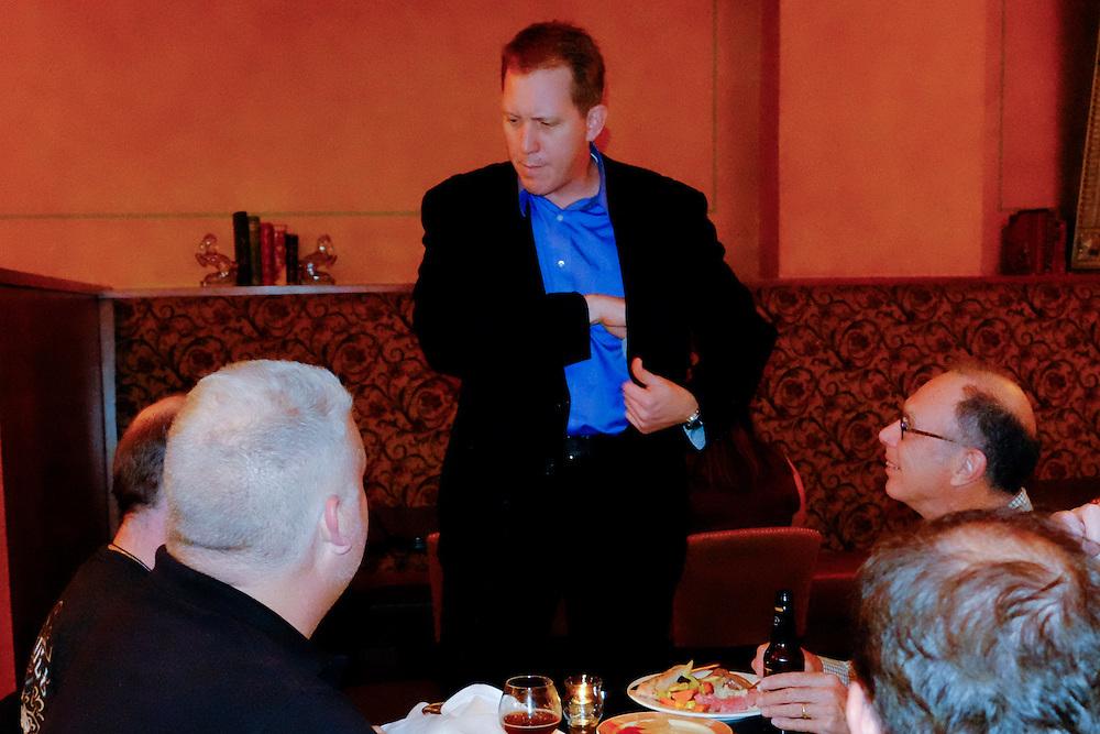 Tremco Sales Meeting Day Sunday, Oct. 18, 2015