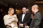NATALYIA TUTUS; NIKOLA TUTUS, Russian Debutante Ball, Grosvenor House. London. 15 November 2015