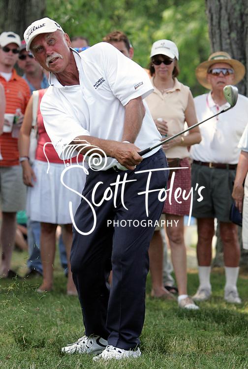 Tom Wargo, PGA Bank of America Championship, Nashawtuc Country Club, June 5 - 11, 2006, Concord, MA