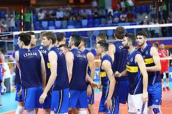 INGRESSO ITALIA<br /> ITALIA - SERBIA<br /> PALLAVOLO VNL VOLLEYBALL NATIONS LEAGUE 2019<br /> MILANO 21-06-2019<br /> FOTO GALBIATI - RUBIN