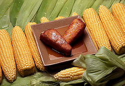 corn, on, the, cob, maple, syrup, Pain Perdue Roanoke Lost Bread Cuisine Bon Appetit