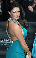 Casey Batchelor, The Asian Awards, Grosvenor House Hotel, London UK, 17 April 2015, Photo by Richard Goldschmidt