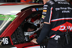 September 29, 2018 - Charlotte, NC, U.S. - CHARLOTTE, NC - SEPTEMBER 29: #3: Austin Dillon, Richard Childress Racing, Chevrolet Camaro Dow in the garages during the Monster Energy NASCAR Cup Series Playoff Race - Bank of America ROVAL 400 on September 29, 2018, at Charlotte Motor Speedway in Concord, NC. (Photo by Jaylynn Nash/Icon Sportswire) (Credit Image: © Jaylynn Nash/Icon SMI via ZUMA Press)