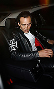 29.JANUARY.2007. LONDON<br /> <br /> NICOLAS CAGE LEAVING SONY PICTURES HEAD OFFICE IN GOLDEN SQUARE, SOHO AT 2.00AM WEARING ALL LEATHER JACKET AND TROUSERS.<br /> <br /> BYLINE: EDBIMAGEARCHIVE.CO.UK<br /> <br /> *THIS IMAGE IS STRICTLY FOR UK NEWSPAPERS AND MAGAZINES ONLY*<br /> *FOR WORLD WIDE SALES AND WEB USE PLEASE CONTACT EDBIMAGEARCHIVE - 0208 954 5968*