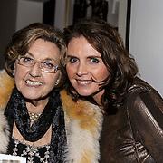 NLD/Amsterdam/20150202 - Willeke Alberti 70 jaar, Ria Molenaar en dochter