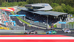 22.05.2016, Red Bull Ring, Spielberg, AUT, DTM Red Bull Ring, Rennen, im Bild Antonio Felix da Costa (POR, BMW M4 DTM), Edoardo Mortara (ITA, Audi RS 5 DTM) // during the DTM Championships 2016 at the Red Bull Ring in Spielberg, Austria, 2016/05/22, EXPA Pictures © 2016, PhotoCredit: EXPA/ Dominik Angerer