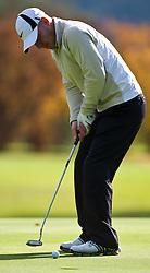 03.10.2010, Golfclub, Zell am See Kaprun, AUT, European Paragolf Championships 2010, im Bild Miroslav Lidinsky, CZE, EXPA Pictures © 2010, PhotoCredit: EXPA/ J. Feichter