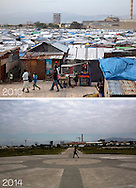 "La Piste (French for ""runway"") was settlement sprawled across the site of a disused airport and now home to an estimated 20,000 earthquake survivors living in makeshift structures. Now the place is empty but where all the People went how they surviving now?"