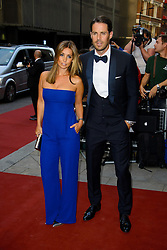 GQ Men of the Year Awards 2013. <br /> Louise and Jamie Redknapp during the GQ Men of the Year Awards, the Royal Opera House, London, United Kingdom. Tuesday, 3rd September 2013. Picture by Chris  Joseph / i-Images