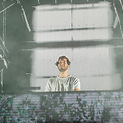 "WASHINGTON, DC - August 23rd, 2014 - Baauer performs at the 3rd annual Trillectro Music Festival at RFK Stadium in Washington, D.C. His 2012 track ""Harlem Shake"" became an internet meme. (Photo by Kyle Gustafson / For The Washington Post)"