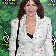 London, England, UK. 10th January 2018. Arlene Phillips arrives at Cirque du Soleil OVO - UK premiere at Royal Albert Hall.