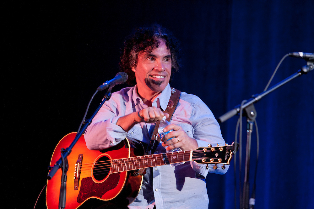 John Oates was a special guest at the Gala.