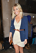 21.JUNE.2012. LONDON<br /> <br /> MOLLIE KING ATTENDS THE ANNUAL PRE- WIMBLEDON PARTY AT KENSINGTON ROOF GARDENS NIGHT CLUB.<br /> <br /> BYLINE: EDBIMAGEARCHIVE.CO.UK<br /> <br /> *THIS IMAGE IS STRICTLY FOR UK NEWSPAPERS AND MAGAZINES ONLY*<br /> *FOR WORLD WIDE SALES AND WEB USE PLEASE CONTACT EDBIMAGEARCHIVE - 0208 954 5968*
