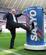Fussball Bundesliga 2011/12: FC Bayern Muenchen - VFB Stuttgart