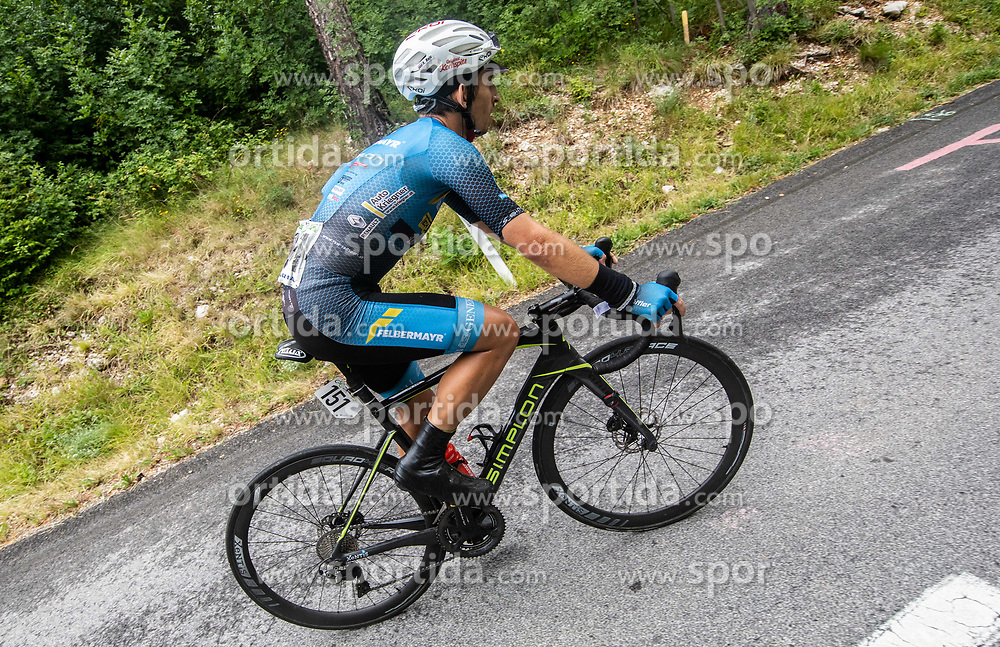 Andi Bajc (SLO) of Team Felbermayr Simplon Wels during 4th Stage of 26th Tour of Slovenia 2019 cycling race between Nova Gorica and Ajdovscina (153,9 km), on June 22, 2019 in Slovenia. Photo by Vid Ponikvar / Sportida