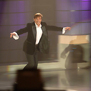 NLD/Hilversum/20060818 - Opname RTL Sterren Dansen op het IJs, Gerard Joling