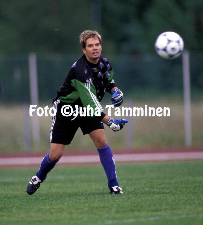 29.06.1999. .Miki Lehtonen - Atlantis FC.©JUHA TAMMINEN