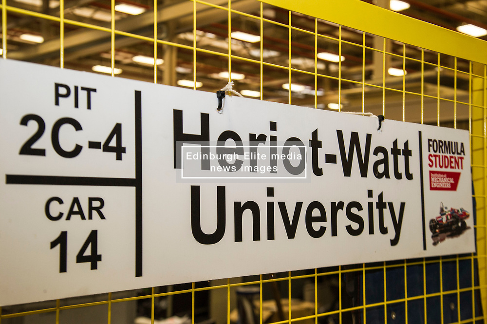 Pictured: <br /> Minister for Higher Education, Shirley-Anne Somerville ,MSP, visited Heriot-Watt universiry today and met S5 and S6 pupils from Edinburgh, Forth Valley, Fife and the Lothians taking part in a week of activities to give them an idea what life at a university might be like.<br /> Ger Harley | EEm 26 July  2017
