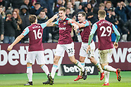 West Ham United v Shrewsbury Town 16/01/2018